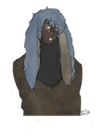 Just a humble dust bunny by Zanyzarah