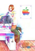 Apple poisoning by muttiy