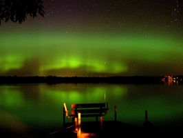 Aurora Borealis - My First by fotodog