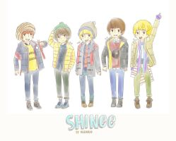 shinee - maypole by keyandsnickers
