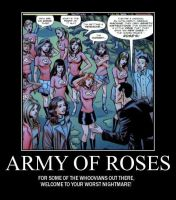 Motivation - Army of Roses by Songue