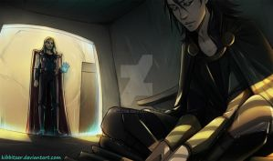 Loki: not a prisoner by Kibbitzer