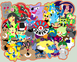 PMD - Event 4 Cameos by OddPenguin