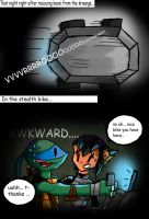 That very awkward moment when... by sonicandsora25