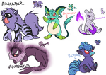 Pokefusion adopts by tyler-gf123