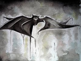 Sai's Bat Brolly 1 by madaboutvampires