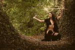 Forest Of The Dragon by artofdan70
