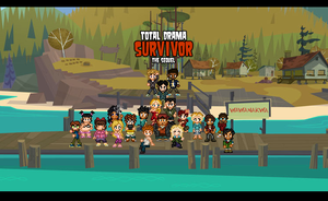 Total Drama Survivor The Sequel by pgcool