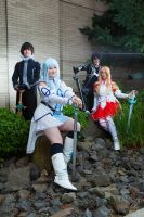 SAO - Past and Present by Eli-Cosplay