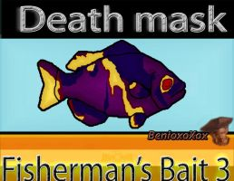 Death Mask from Big ol' bass fisherman's bait 3 by BenioxoXox