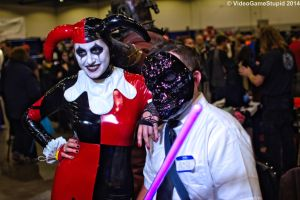 Rhode Island Comic Con 2014 - Hello, My Name Is by VideoGameStupid
