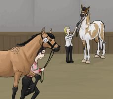 The last inspection by femalefred