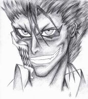 Grimmjow by WillAustinsArchive