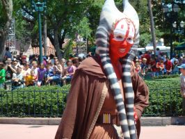 Shaak Ti by emily0410
