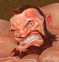 zangief preview by kidchuckle