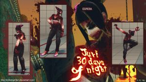 JURI 30 days of night by Siegfried129