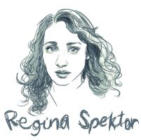 Regina Spektor by hermindpalace