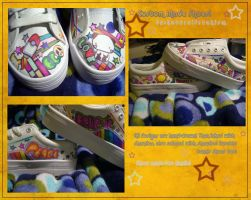 Natural Freakism Shoes 1 by idog