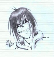 Jeff the Killer 2 by scellocat