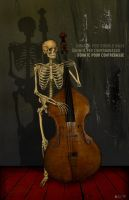 Sonate Pour Contrebasse by misfitmalice