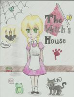 The Witch's House by fictionaloutcomes