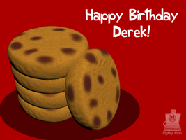 Happy Birthday Derek by LaptopGeek
