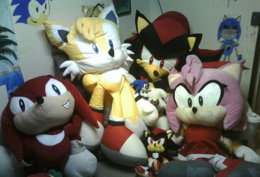 My Complete Sonic Collection 2 by Mephilez