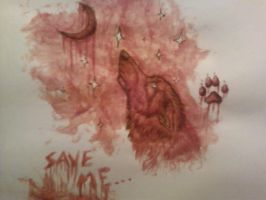 Save Me From Blood by NightsGem