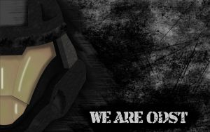 We Are ODST by Blackhawk1804