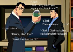 Pay Attention Clark by The-KOKO-Empire