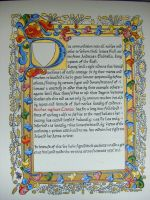 Siobhan AoA Scroll by hollyann