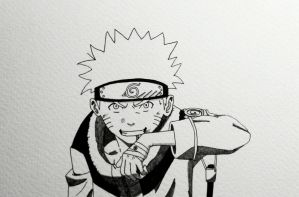Naruto: 12 years by ArtIsResistance