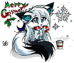 Merry Christmas ~! by Dragongirl269