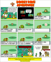 DK Adventures: Issue 88 by Doc-yoshi