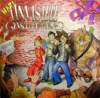 Hat - L'Invisible Institution by mushypeas