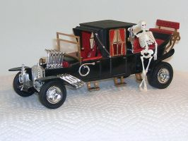 Munsters Coach by gberzzerk