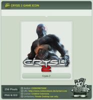 Crysis 2 Icon by CODEONETEAM