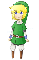 Chibi SS Link by IgnisArdor