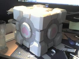 Weighted Companion Cube by ArcherXX