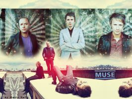 Muse Wallpaper 2 by ColourCodedRed