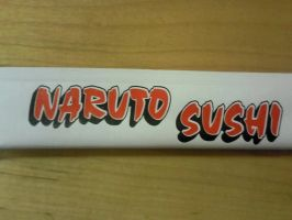 we ate at naruto sushi c: by milovedeathnote