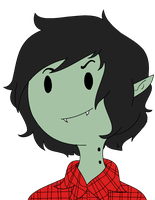 Marshall Lee by GingerCanadian