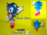 Classic Sonic by Sabi996