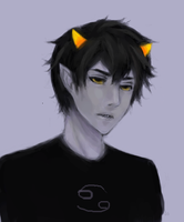 karkat by hyooon