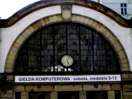 Katowice Old Station by michal1995