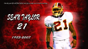 Sean Taylor by jason284