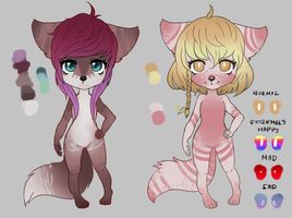 ANTHRO ADOPTS [ OPEN ] by Skailak