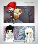 Pullip - site headers by kotori-chan
