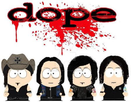South Park Dope by lord-nightbreed