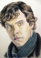 Sherlock by BlackRoseXOX